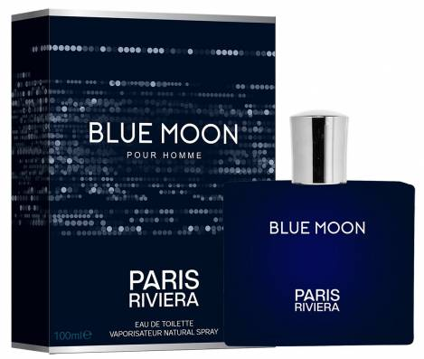 Blue Moon Man Perfumes EdT 100 ml Paris Riviera